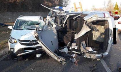 Tragico schianto: muore l'ex sindaco di Feltre Sisto Belli FOTOGALLERY