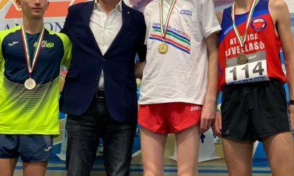 Il bellunese Thomas Serafini è campione italiano allievi