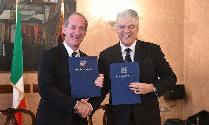 Siglato accordo con Terna per il monitoraggio dell'Ambiente