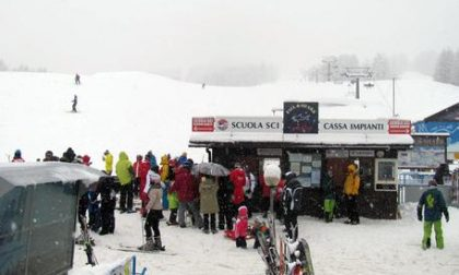 Maltempo: torna la neve a Cortina, piste aperte