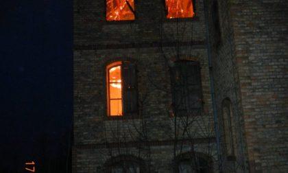 Il rogo di Palazzo Donce a San Gregorio nelle Alpi è doloso
