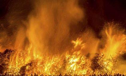 Agordo: allerta per il pericolo incendi