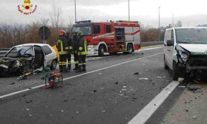Incidente stradale a Feltre: un ferito