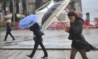 Meteo: oggi e domani intense piogge, scatta lo stato di attenzione