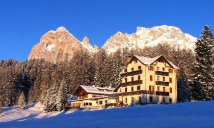 Dramma a Cortina: muore il custode di un'hotel a Pocol