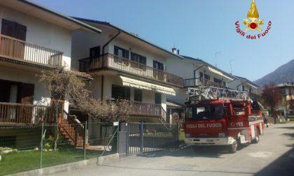 Seren del Grappa, fiamme in un'abitazione: trovata morta un'anziana