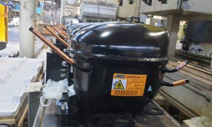 Wanbao ACC riparte la produzione: il primo lotto di compressori pronto alla spedizione