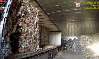 Traffico illecito di rifiuti: arresti tra Veneto, Friuli Venezia Giulia e Campania