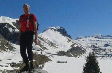 Tragedia in montagna: addio a Floriano De Col