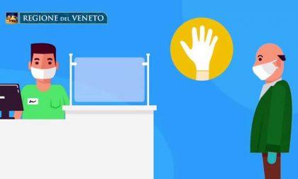 Le nuove regole per l'accesso agli ospedali: il video di Regione Veneto