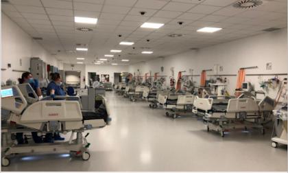 Schiavonia: dimesso il primo paziente curato con il plasma iperimmune
