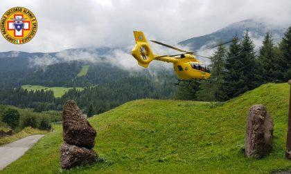Perde il sentiero sul monte Dolada: recuperato dal soccorso alpino