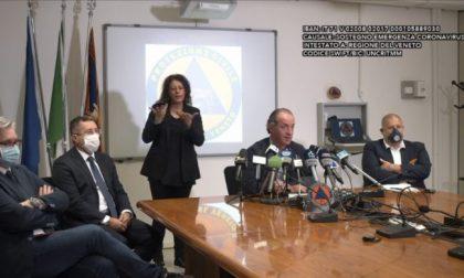 """Veneto Regione Covid-free, Zaia: """"Certificare ai turisti che la situazione è sotto controllo"""""""