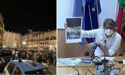 Movida a Verona, il sindaco vieta di consumare bevande alcoliche all'aperto