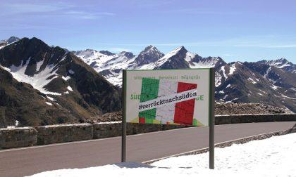 """Sfregio all'Italia nel giorno della Festa della Repubblica: gli schuetzen """"spostano a sud"""" il confine"""