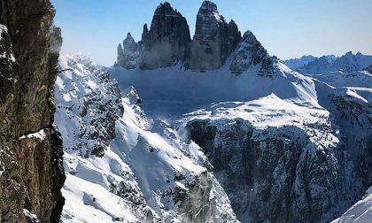 Il Soccorso Alpino interviene nella notte sulle Tre Cime di Lavaredo