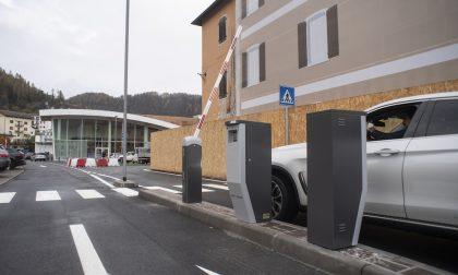 """Agordo: arrivano i parcheggi """"tecnologici"""" al servizio dei cittadini"""