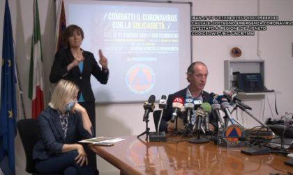 """Sanità pubblica, Zaia: """"Pronta nuova delibera, 100 milioni di euro e 1000 assunzioni in più"""""""