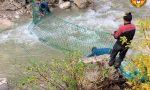 Trevigiano scomparso, trovata anche una bandana: nel torrente due reti di contenimento