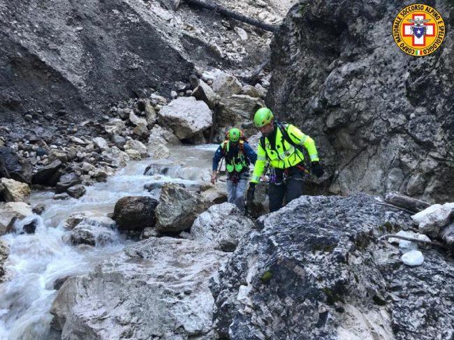 Trevigiano scomparso, ieri svuotata la diga d'Ajal: nessuna traccia del 72enne