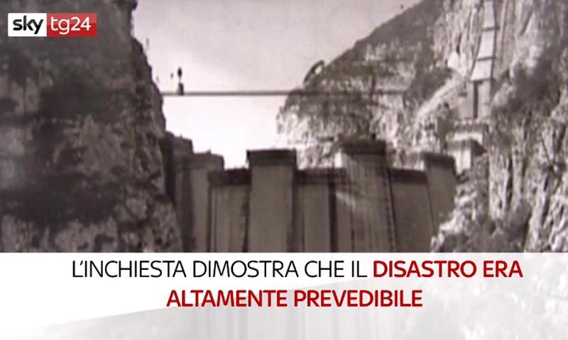 57 anni fa la tragedia del Vajont: un video per non dimenticare