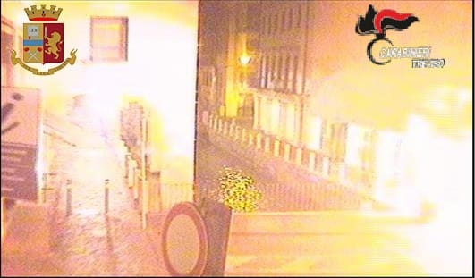 Bomba contro il market a Treviso: arrestato un 56enne di Belluno VIDEO