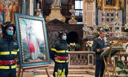 Vigili del fuoco, in un anno 40mila interventi in Veneto