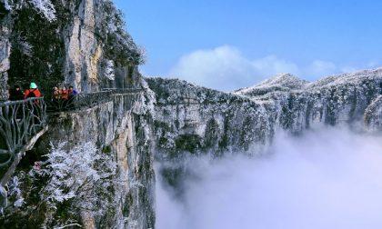 """Firmata una lettera d'intenti tra Belluno e il Distretto cinese del """"Parco di Avatar"""" FOTO"""