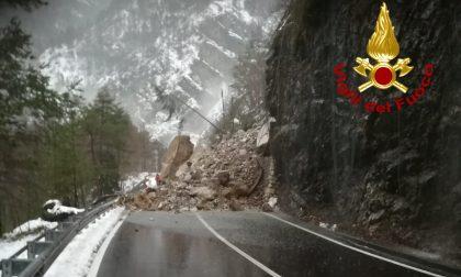 Maltempo nel Bellunese, frana in val di Zoldo: allerta massima nella parte più alta della provincia – ULTIMO AGGIORNAMENTO