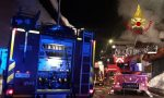 Incendio a Santo Stefano di Cadore: fiamme in due appartamenti di una casa di montagna FOTO E VIDEO