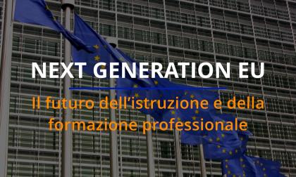 Il futuro della formazione con il Next Generation EU