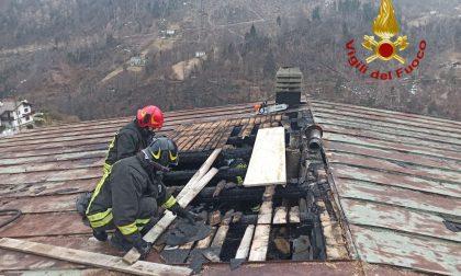 Incendio a Longarone: inibito l'uso di una parte dell'abitazione