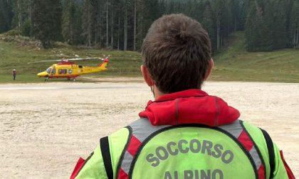 Scomparso un 26enne di Sedico, ricerche in corso alla Valle del Mis
