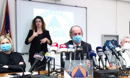 """Boom nuovi ricoveri, Zaia: """"Riattiviamo i Covid Hospital""""   +1.901 positivi   Dati 16 marzo 2021"""