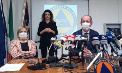 "Zaia: ""Veneto zona arancione, da martedì o da mercoledì"" | +1567 positivi Covid | Dati 2 aprile 2021"