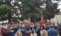 """Oltre 400 persone al """"No Paura Day"""": diverse le sanzioni"""