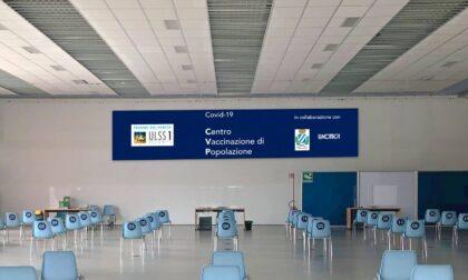 Nuovo centro vaccinale a Sedico grazie alla collaborazione con Luxottica