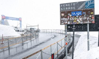 Giro d'Italia 2021, tappa di Cortina accorciata a causa del maltempo