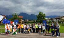 """Scuola media Rocca di Feltre prima classificata in Veneto all'iniziativa """"1 Km al giorno"""""""