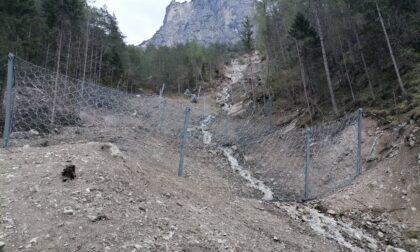 Completati i lavori sulla Provinciale 251 della Val di Zoldo