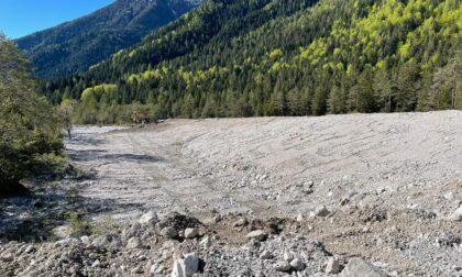 """Calalzo di Cadore conclusi gli interventi in Praciadelan, Bottacin: """"Aumenta la resilienza del territorio"""""""