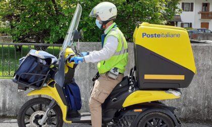 A Belluno in servizio i nuovi mezzi ecologici di Poste Italiane