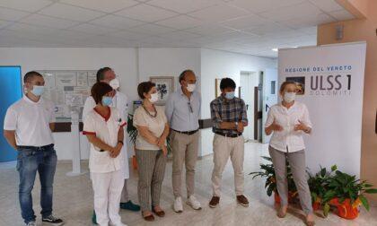 Avviato l'ospedale di Comunità a Feltre