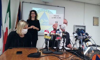 """Zaia: """"36mila veneti under 60 dovranno fare i richiami con Pfizer o Moderna""""   +19 positivi Covid  Dati 14 giugno 2021"""