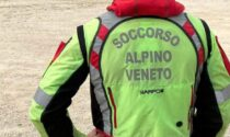 Due incidenti con mountain bike, ciclisti aiutati dal Soccorso Alpino