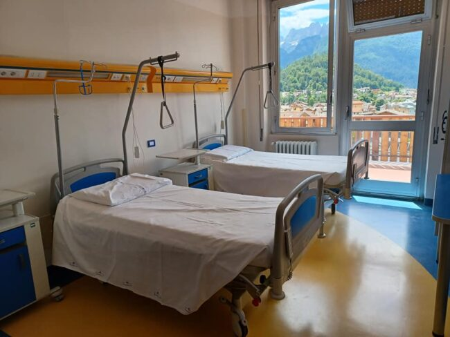 ospedale comunità agordo