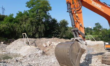 Dissesto idrogeologico, nuovi lavori sul fiume Sonna a Feltre