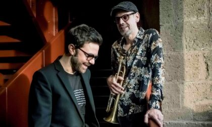 CortinAteatro parte dal grande jazz con il celebre duo Fabrizio Bosso - Julian Oliver Mazzariello