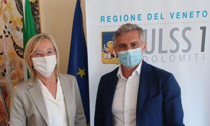 Alessandro De Leo, nuovo primario della Cardiologia di Belluno
