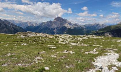 Escursionista altoatesina si infortuna ad una gamba sul Monte Piana